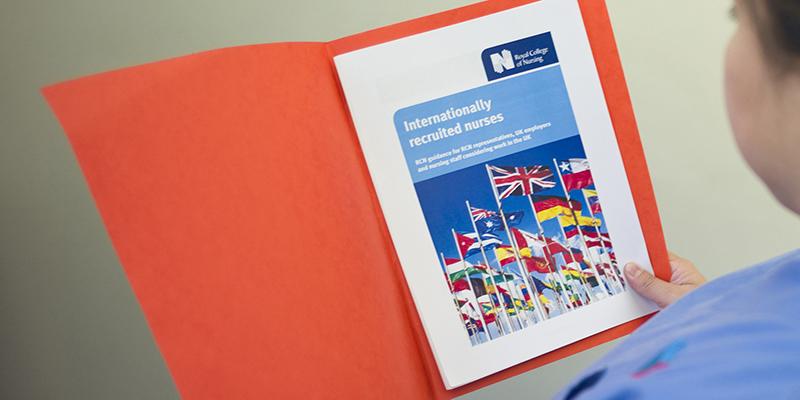 Salary exemption for international nurses extended